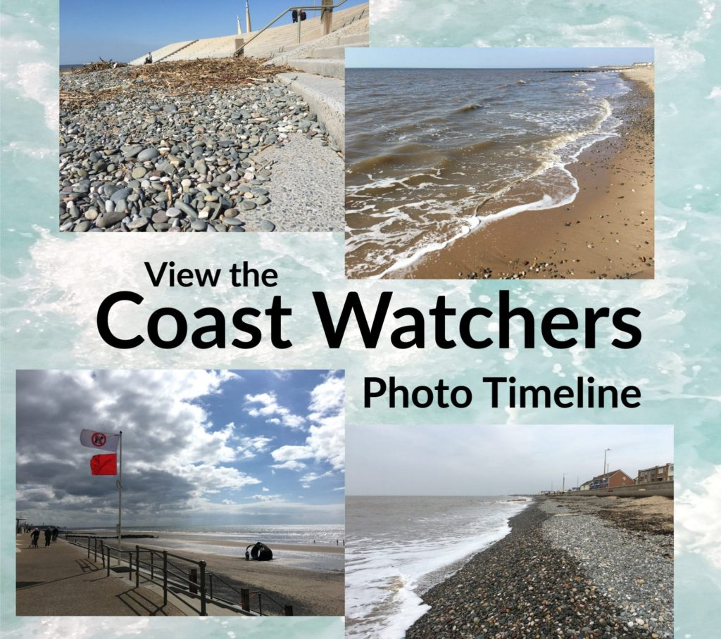 Look at the Coast Watchers photo timeline