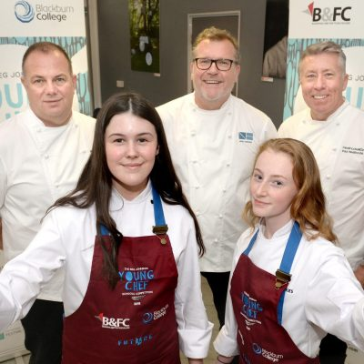 Fylde Schools take Top Places in Young Chef Competition