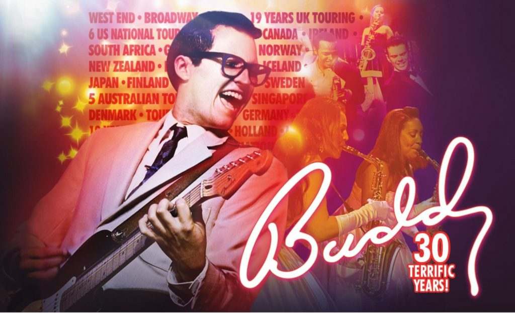 Buddy - The Buddy Holly Story at Blackpool Grand Theatre