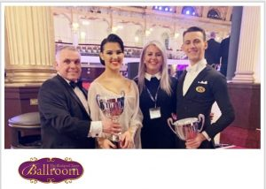 An Evening of Dance at the Blackpool Tower Ballroom