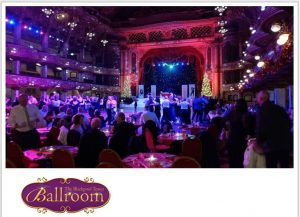 Phil Hurst Twixmas Dance at the Blackpool Tower