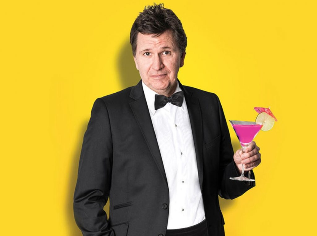 Stewart Francis - Into the Punset at Blackpool Grand Theatre
