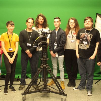 College students produce videos to support National Carers Week