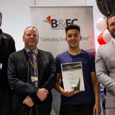 Top Construction Students are Recognised at Annual Awards