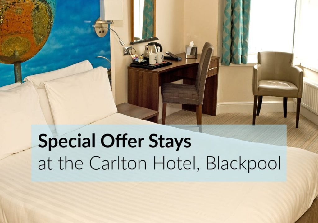 Special Offer Stays at the Carlton Hotel
