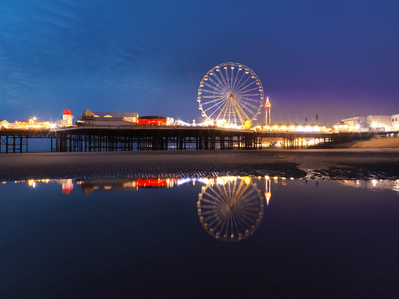Full fibre Broadband comes to Blackpool