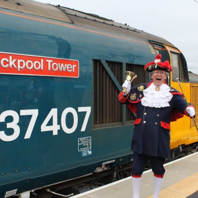 Train renamed The Blackpool Tower