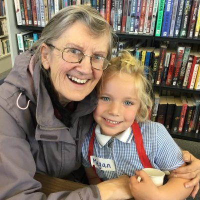'Generation Friends' group brings school children and older people together