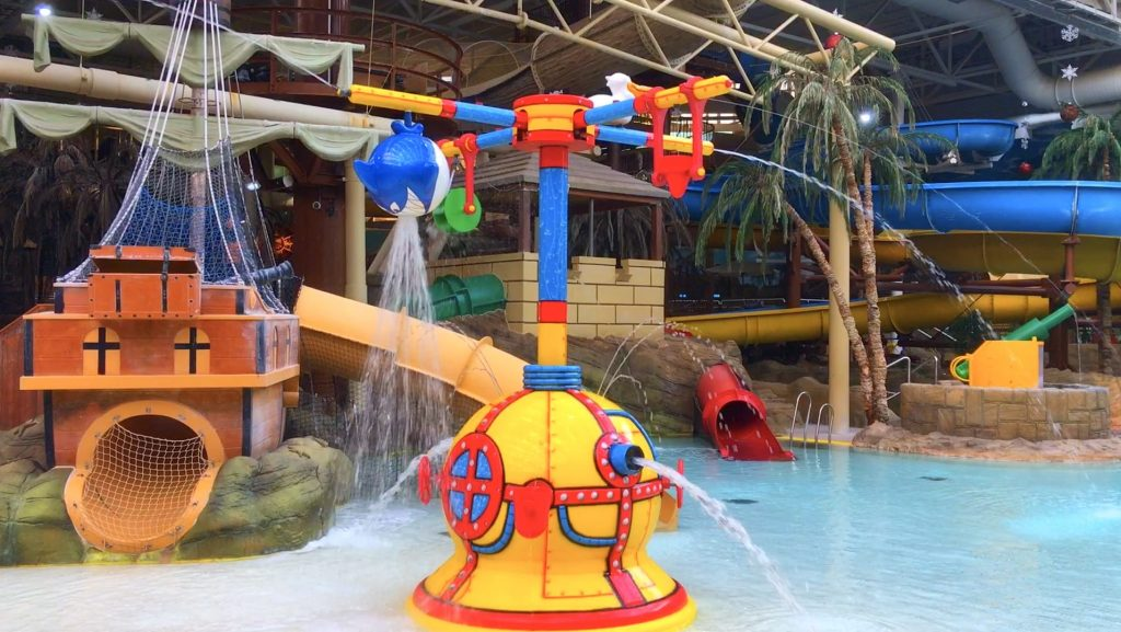 New water feature for 2019 at Sandcastle Waterpark