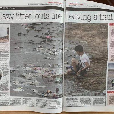 Take your Rubbish Home!