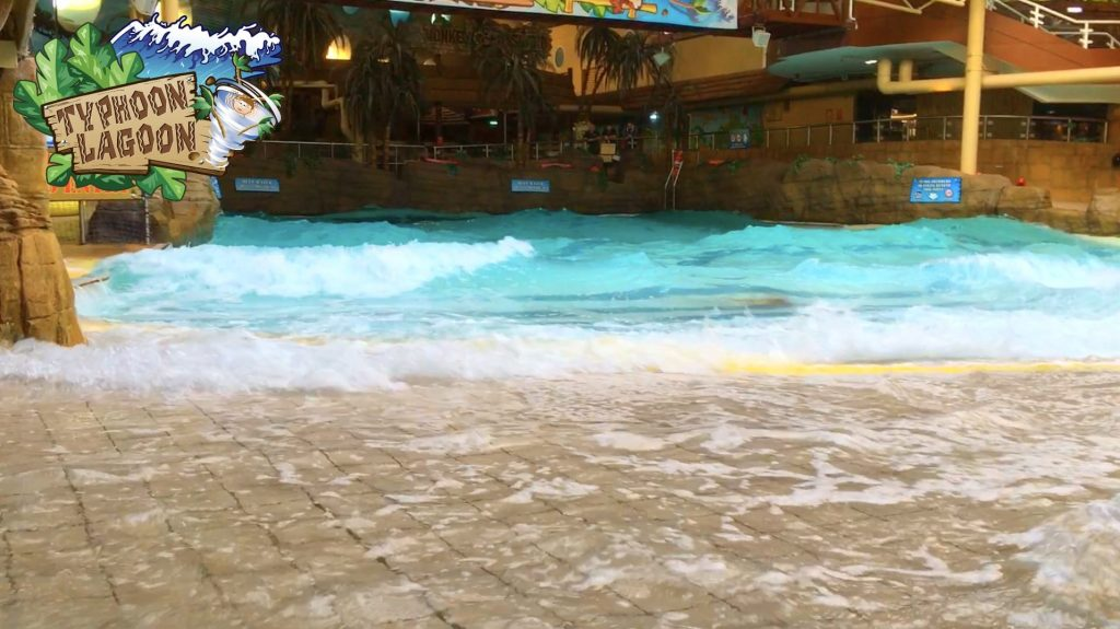 New waves for 2019 at Sandcastle Waterpark