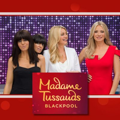 Strictly Waltzes into Madame Tussauds Blackpool!