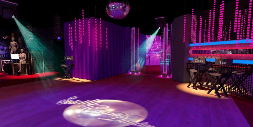 Strictly Experience at Madame Tussauds Blackpool