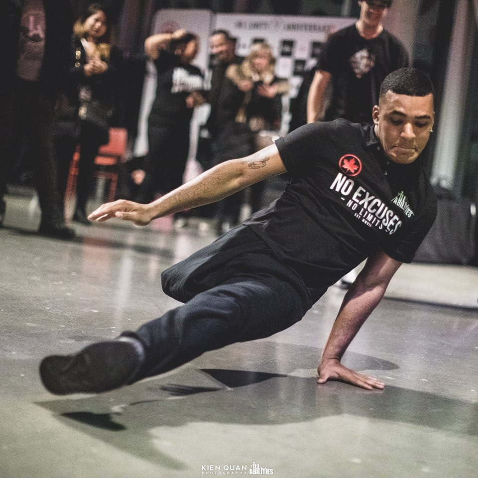 ILL-Abilities street dance workshop in Cleveleys with Access Fylde Coast
