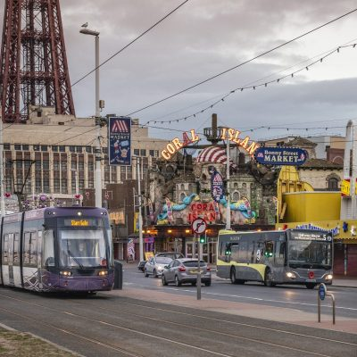 Blackpool Transport Bus and Tram Fare Changes