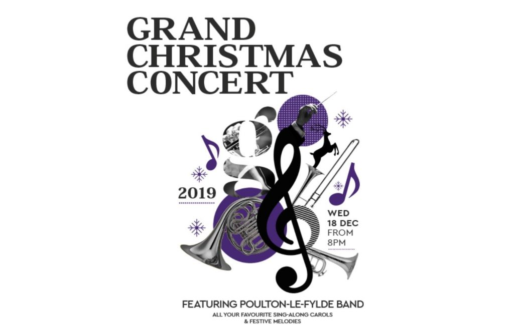 Grand Christmas Concert at Blackpool Grand Theatre