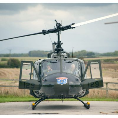 Huey Helicopter Flight Experience