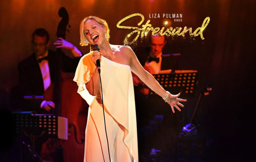 Liza Pulman Sings Streisand at Blackpool Grand Theatre