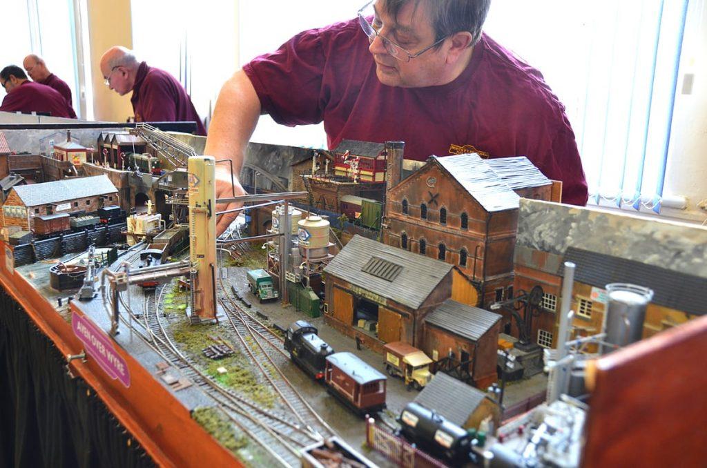 Fleetwood Model Railway Exhibition 2019