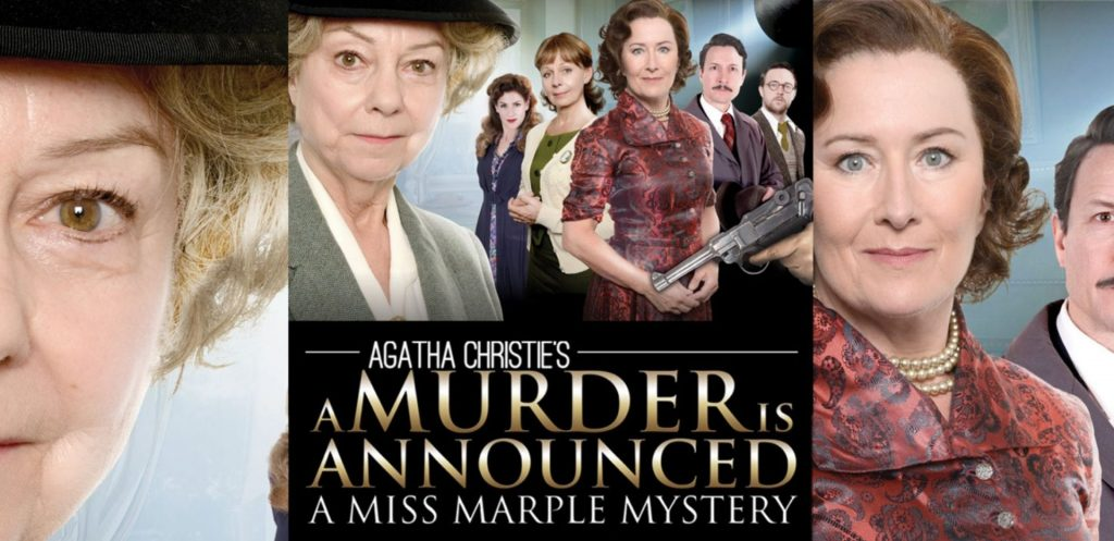 A Murder is Announced at Blackpool Grand Theatre