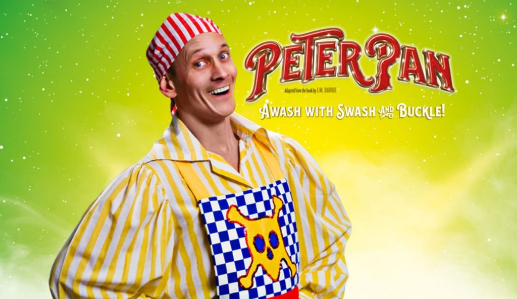 Peter Pan Pantomime at Blackpool Grand Theatre