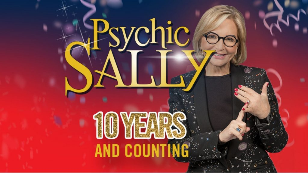 Psychic Sally - 10 Years And Counting at Blackpool Grand Theatre