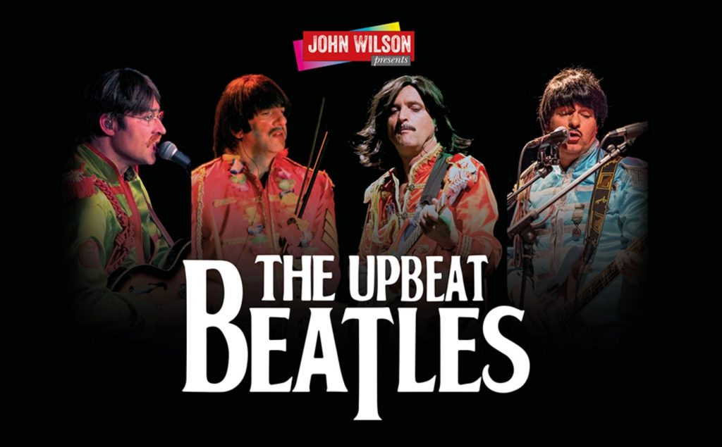 The Upbeat Beatles at Blackpool Grand Theatre