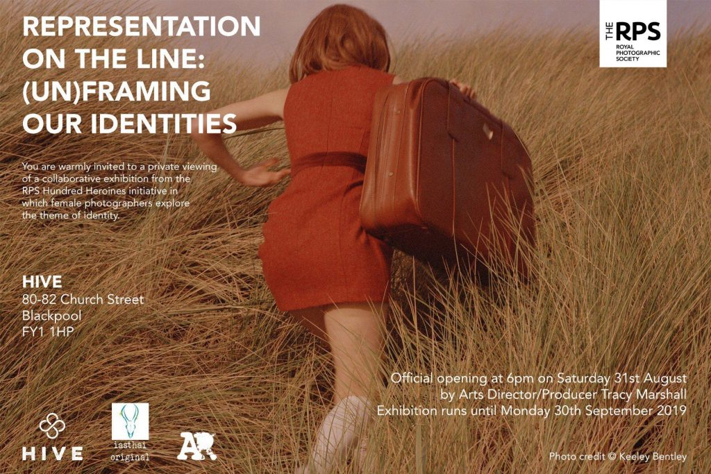 Representation on the line (Un)Framing our Identity. A photographic exhibition from The Royal Photographic Society