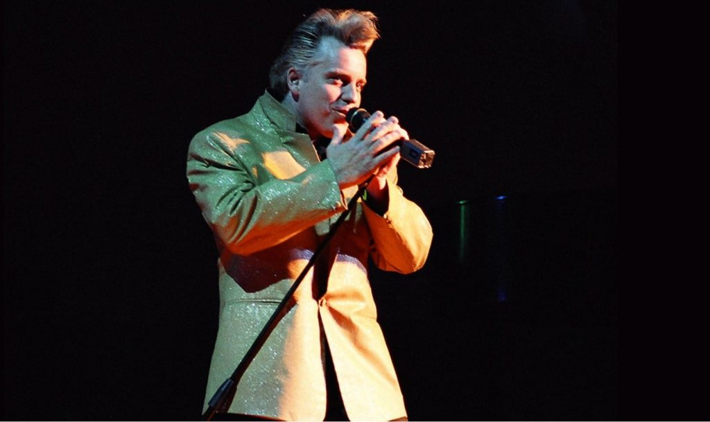 Billy Fury at Blackpool Grand Theatre