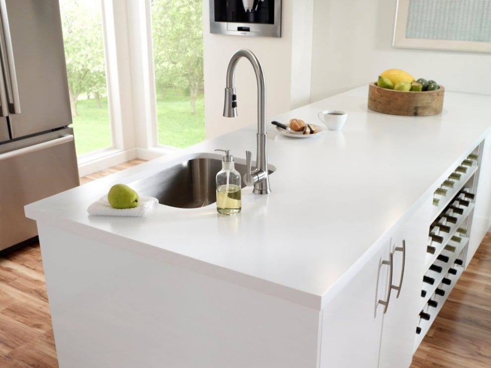 Corian® worktop from Robert Pallant Designs
