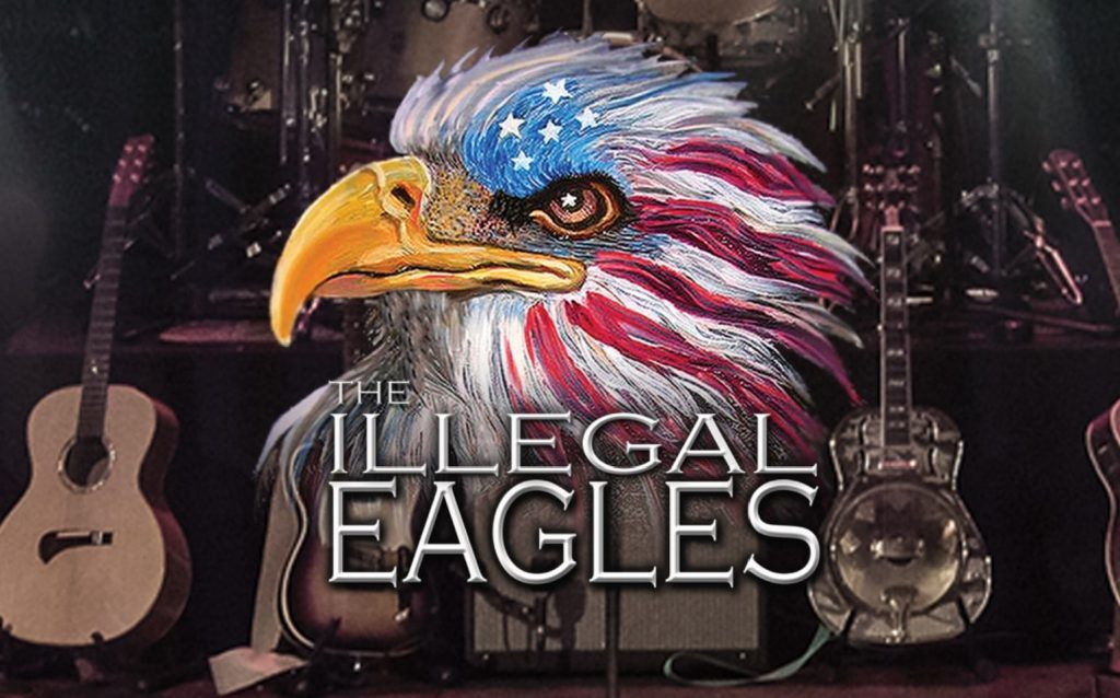 The Illegal Eagles at The Grand Theatre Blackpool