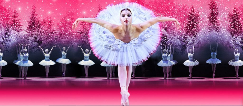 Russian State Ballet at Blackpool Grand Theatre