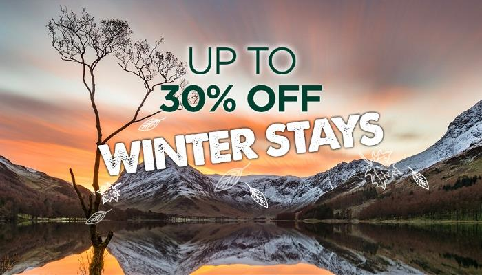 30% off Winter Stays at the Carlton Hotel