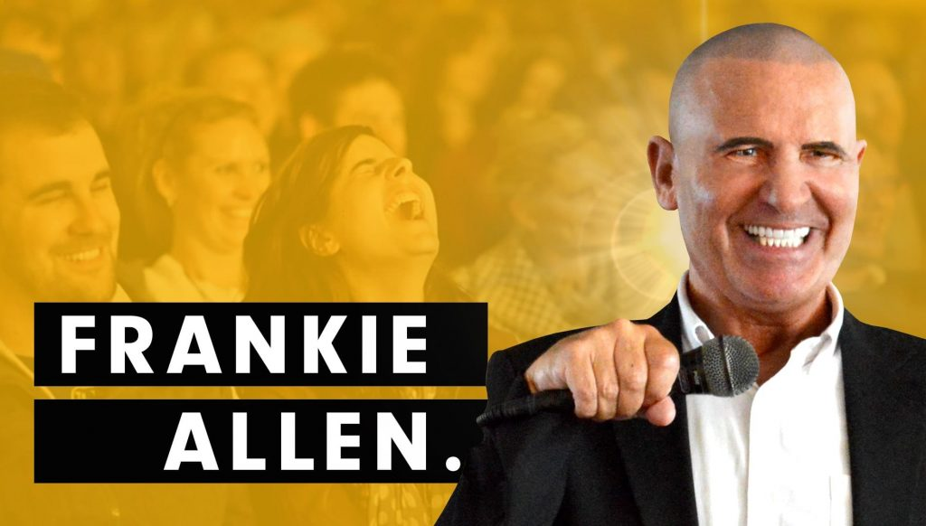 Frankie Allen LIVE in Blackpool at Central Pier