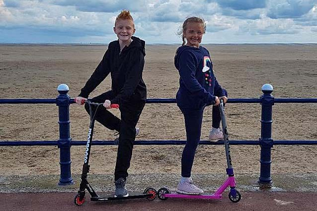 What Do Little Ones Think of Blackpool and St Annes?