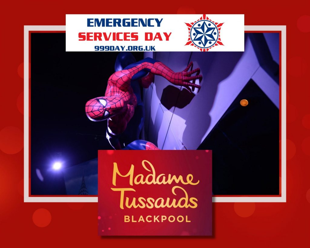 FREE Entry to Madame Tussauds for Blue Light Workers