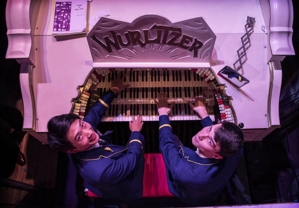 New Organ Scholarship launched at The Blackpool Tower