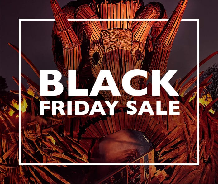 Black Friday sale on Merlin annual passes