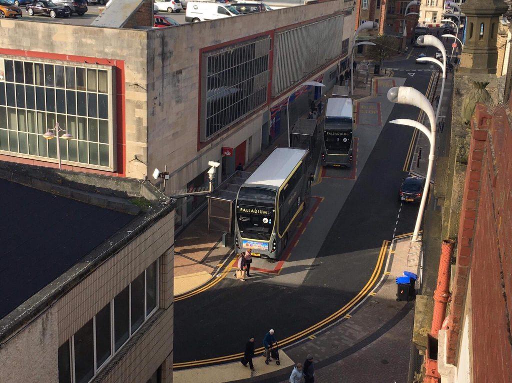 Blackpool Bus Hub