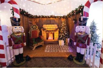 Visit Santa's Grotto at Affinity Lancashire