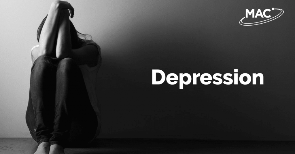 MAC study on depression