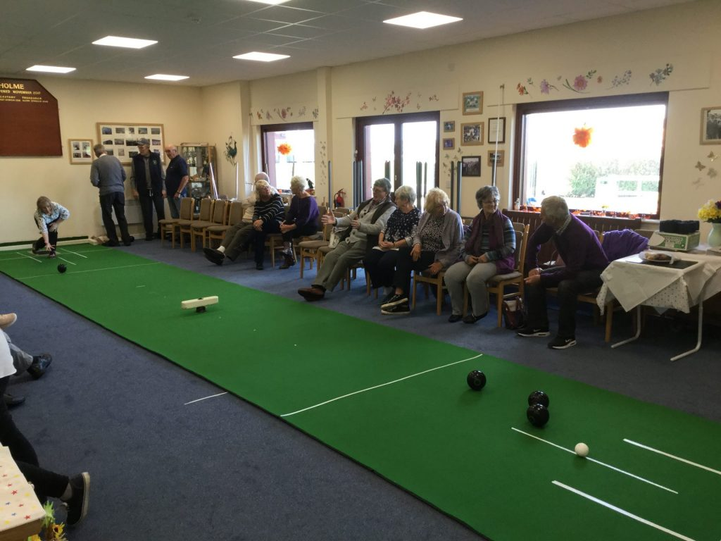 Indoor Bowls at Anchorsholme. Have fun and make new friends at the Anchorsholme Bowling and Social club (ABSC)