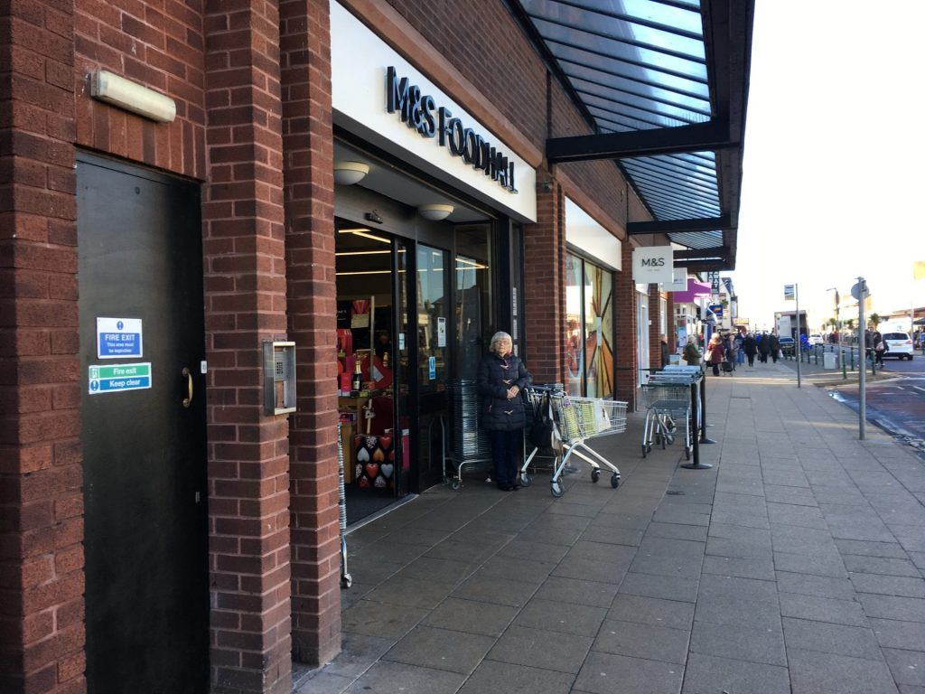 Marks and Spencer Simply Food Cleveleys