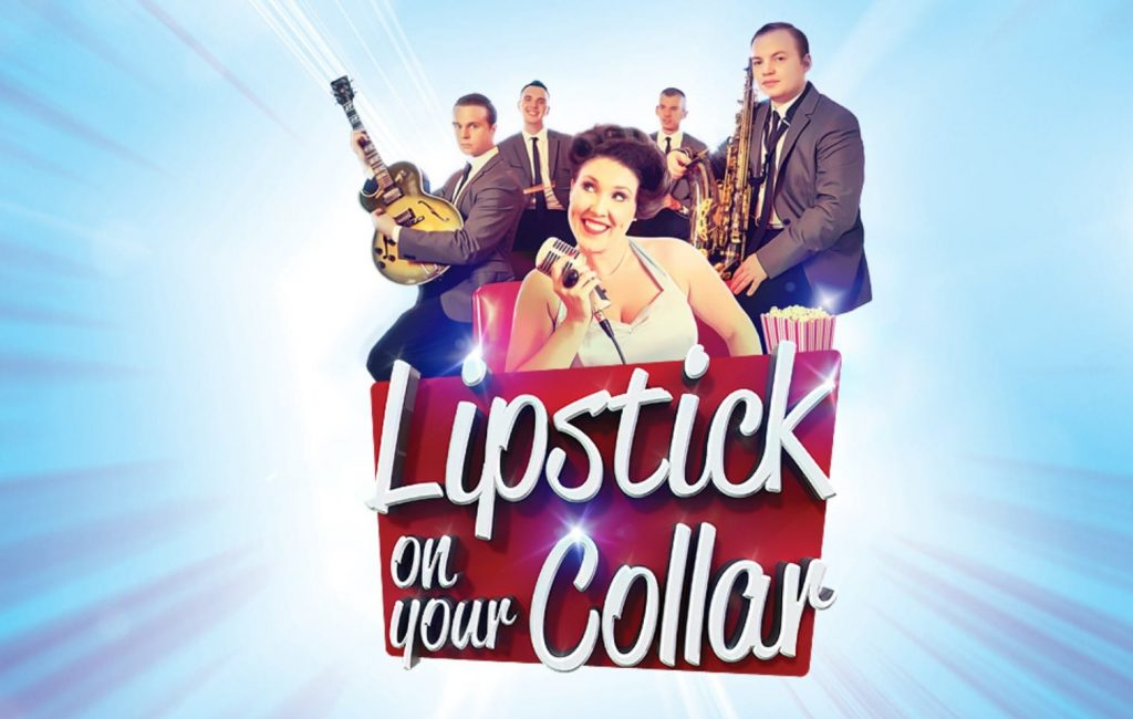 Lipstick On Your Collar at Blackpool Grand Theatre