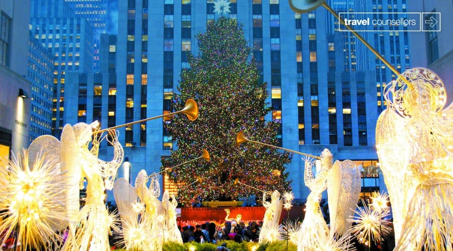 Christmas Shopping and Fun in New York, with Dean Snee Travel Counsellors