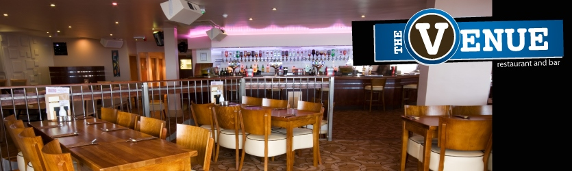 The Venue Cleveleys, bar and restaurant