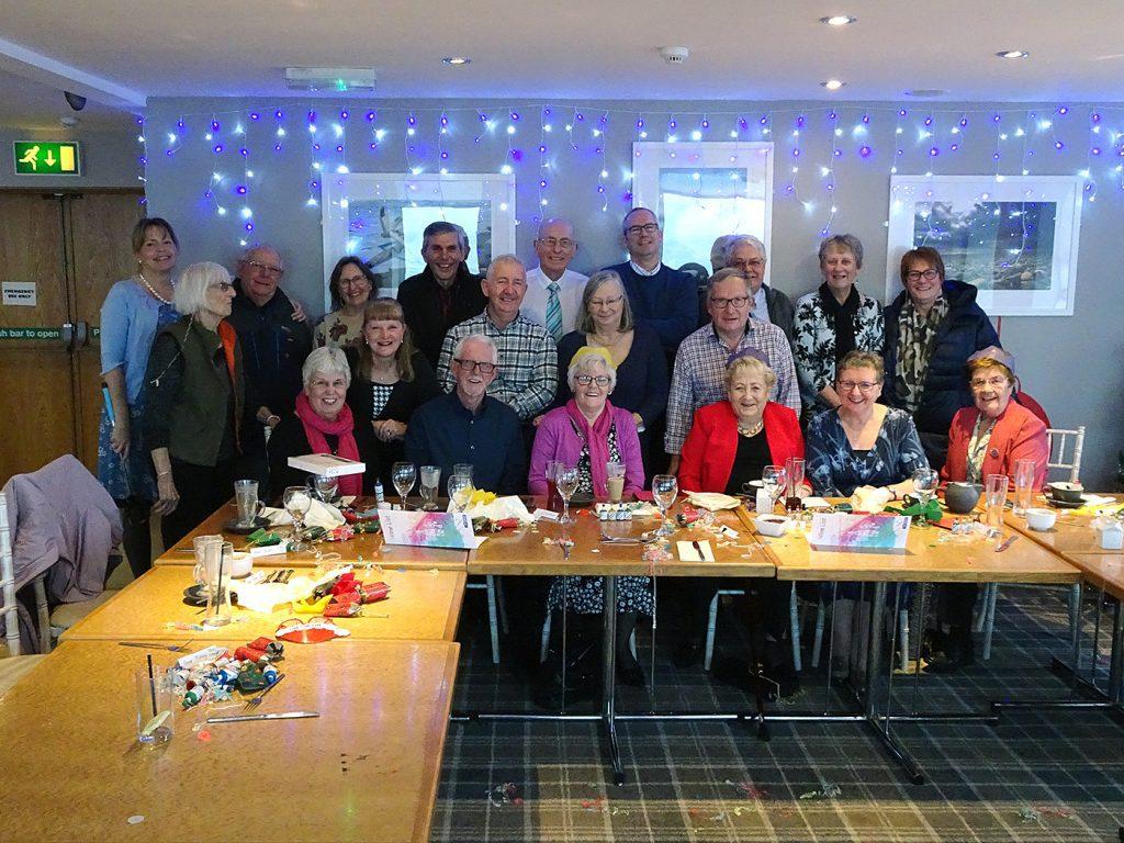 Community Group Christmas Dinner