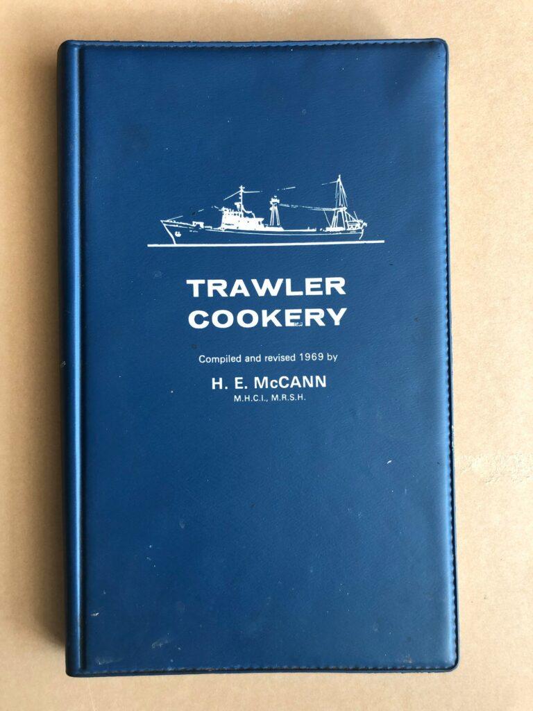 Trawler cookery book 1969. Copyright: Fleetwood Museum