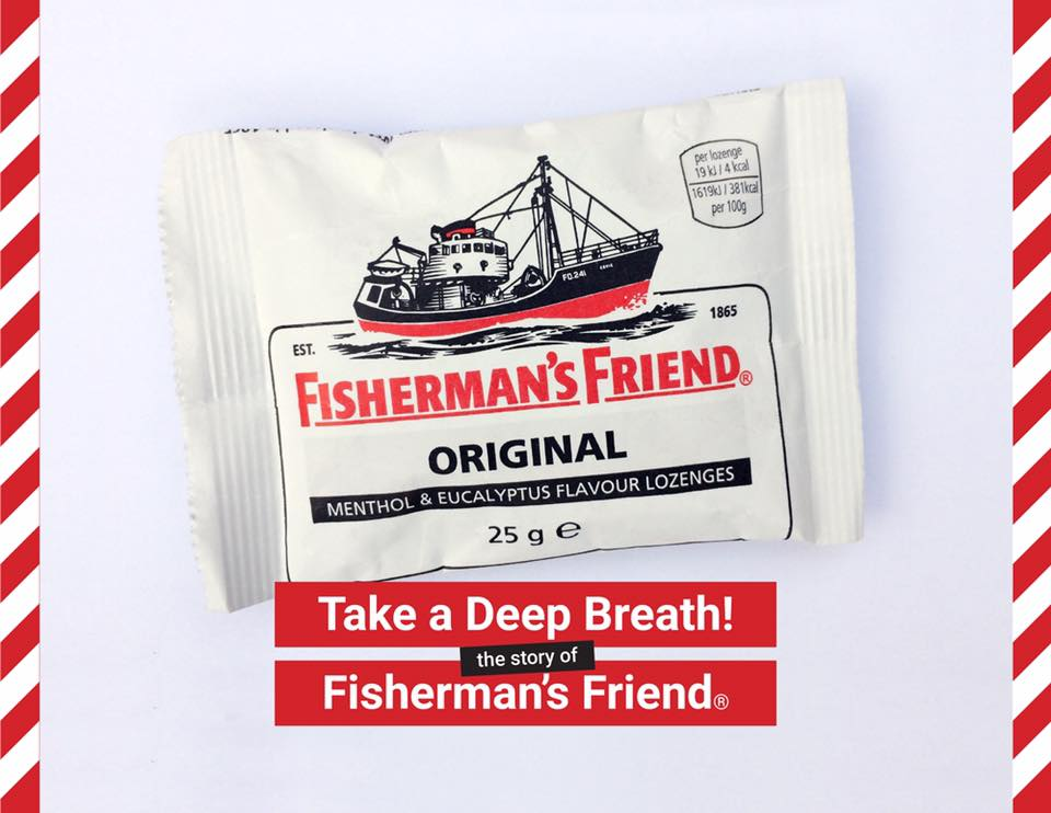 Fisherman's Friend exhibition at Fleetwood Museum