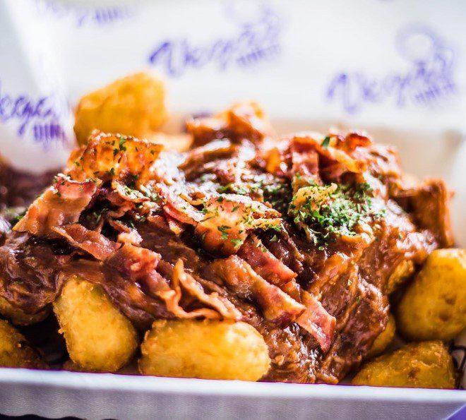 Enjoy American food at Viva Vegas Diner and Bar